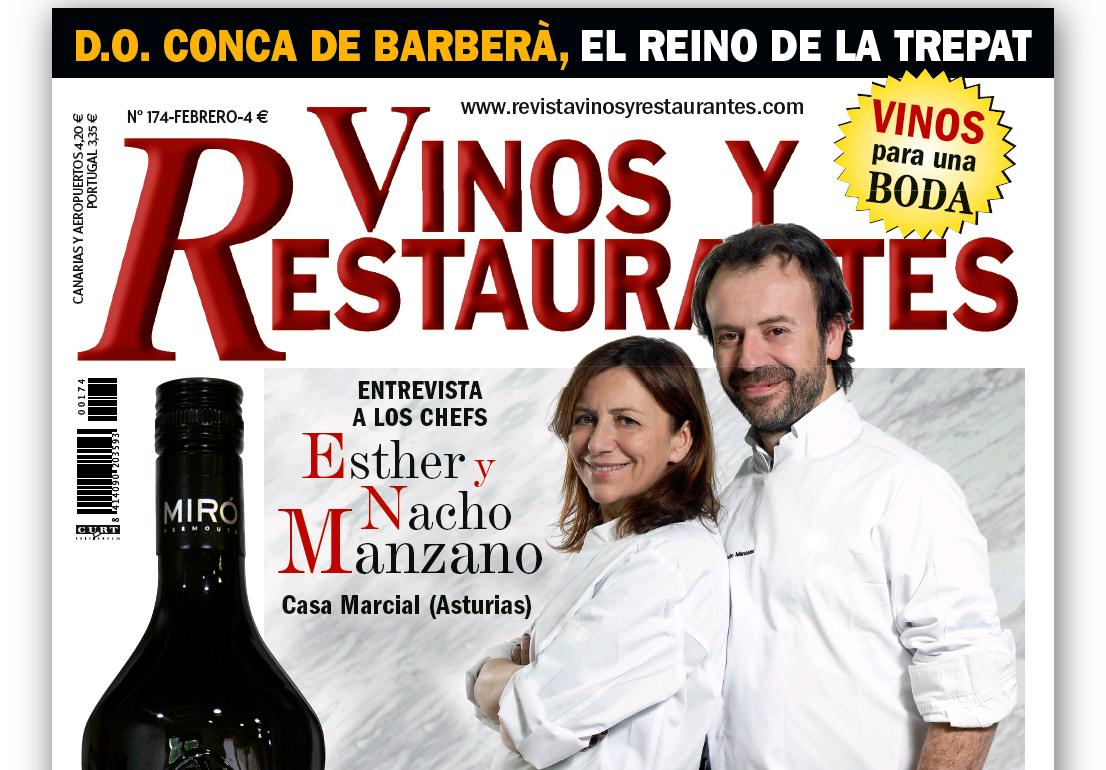 Revista Vinos y Restaurantes