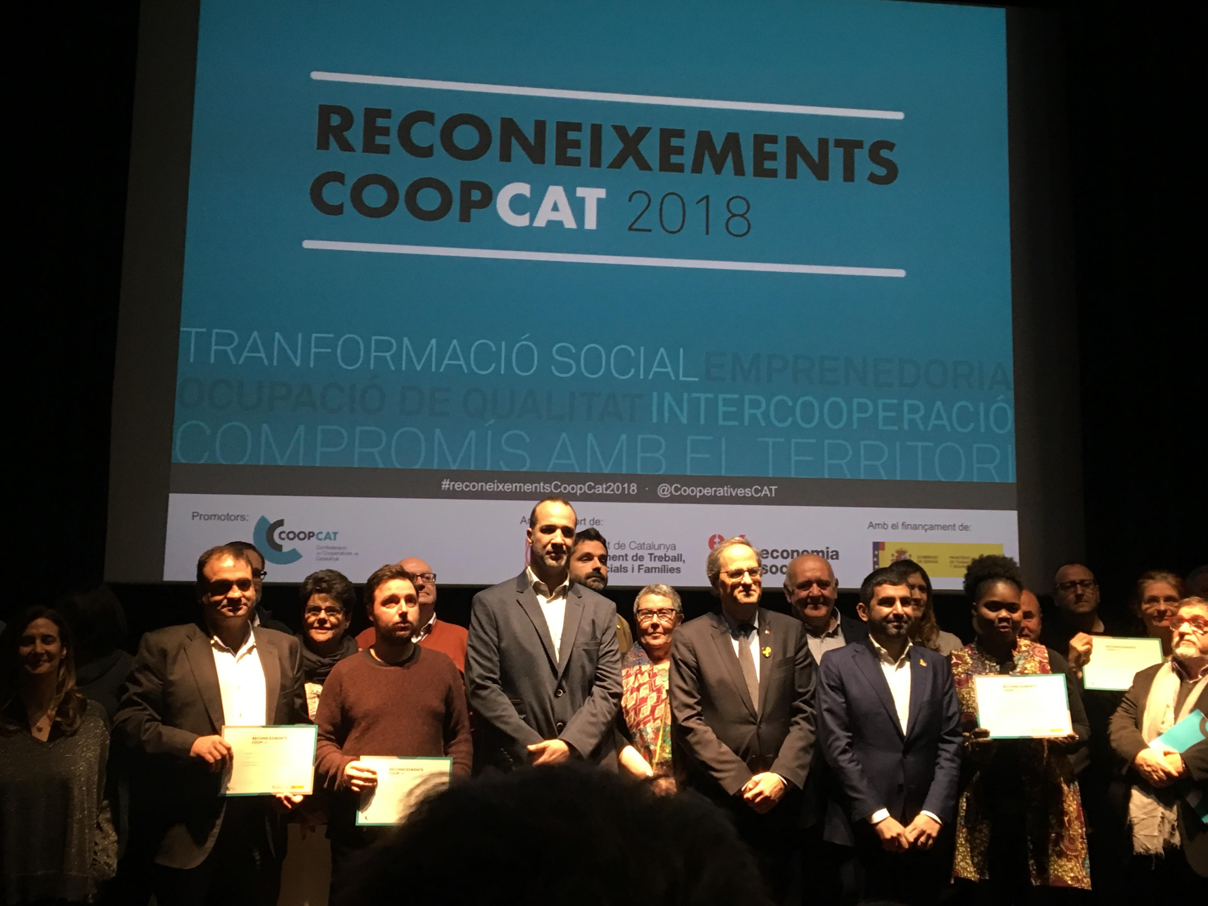 Mel Muria, guardonada per la Confederació de Cooperatives de Catalunya