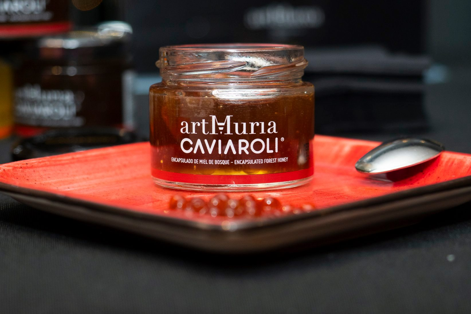 artMuria & Caviaroli present  our new honey caviar